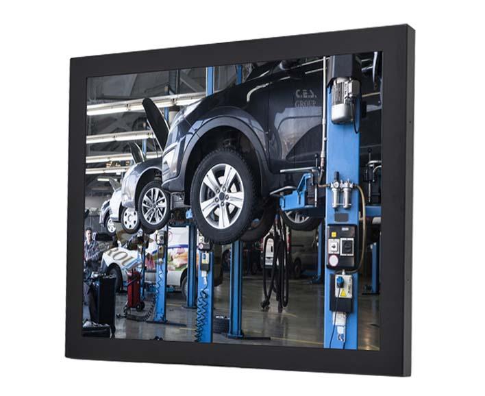 19英吋 工業級金屬框平板電腦