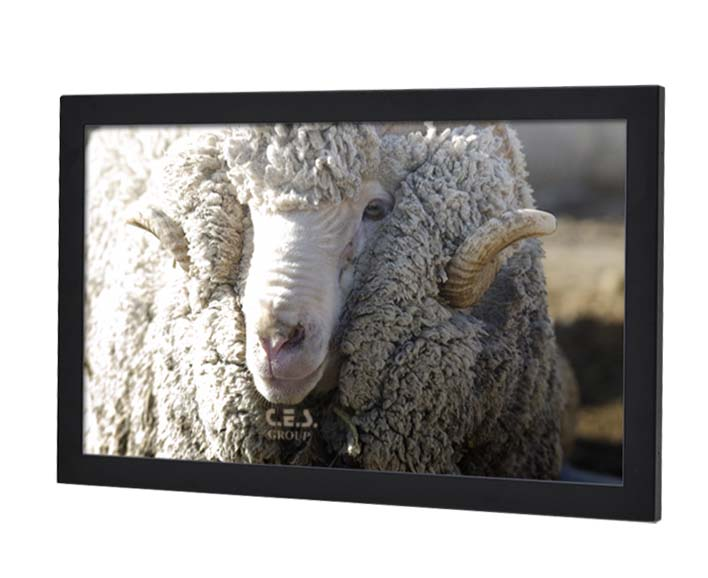 24英吋 工業級金屬框平板電腦