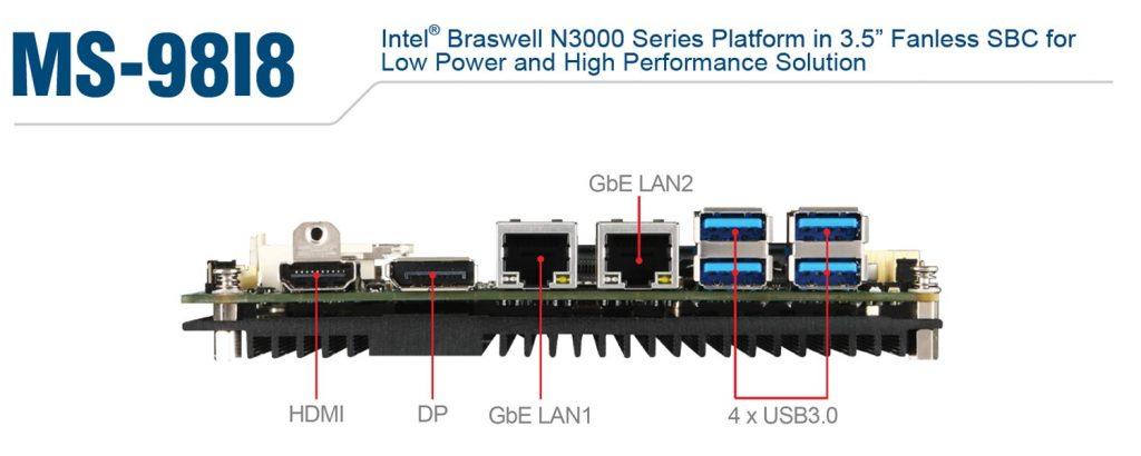 MS-98I8 金属フレームデザイン 産業用パネルPC
