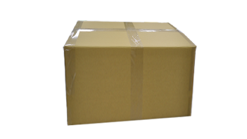 Honeycomb cardboard box is standard size