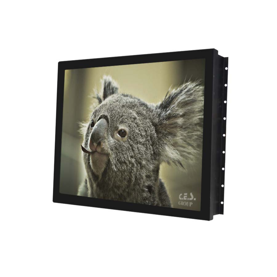 5.7-inch Open Frame design Industrial LCD Monitor