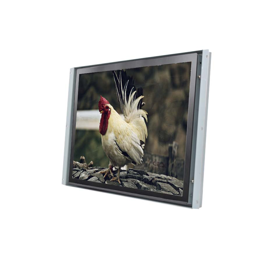6.5-inch Open Frame design Industrial LCD Monitor