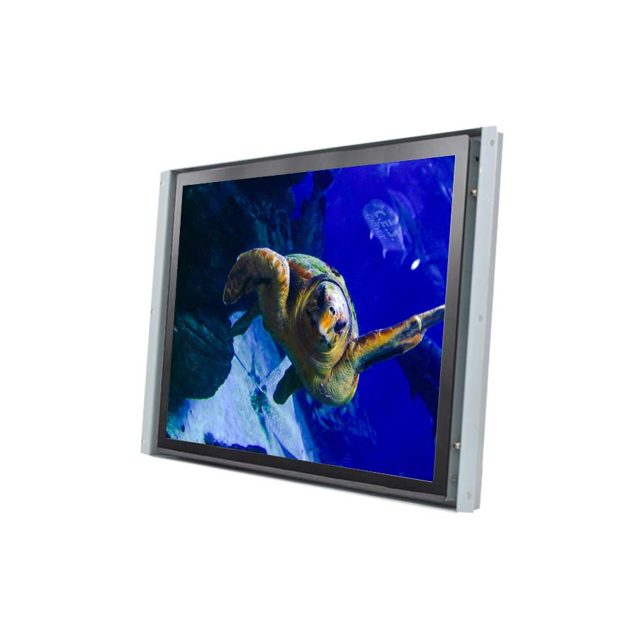 7-inch Open Frame design Industrial LCD Monitor
