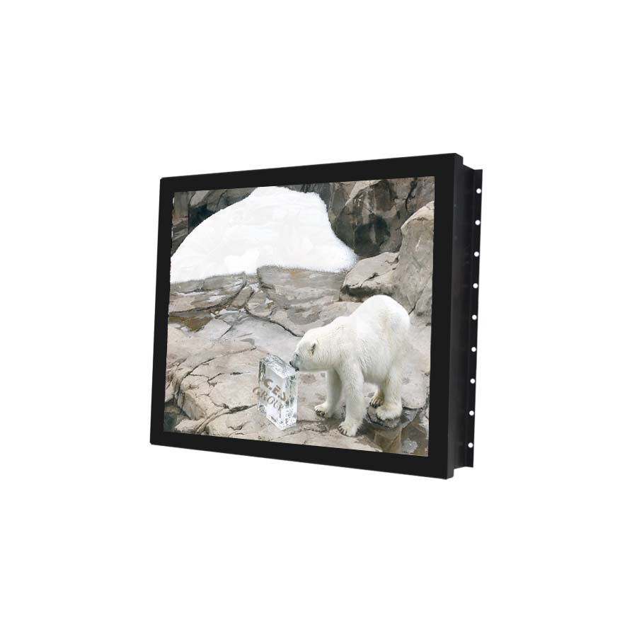 10.4-inch Open Frame design Industrial LCD Monitor