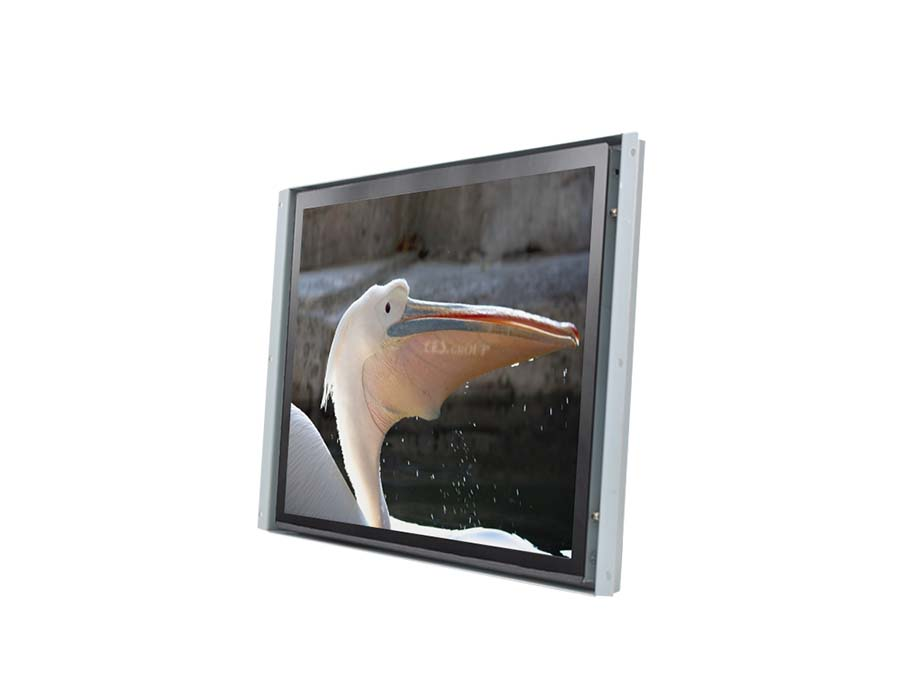 12.1-inch Open Frame design Industrial LCD Monitor