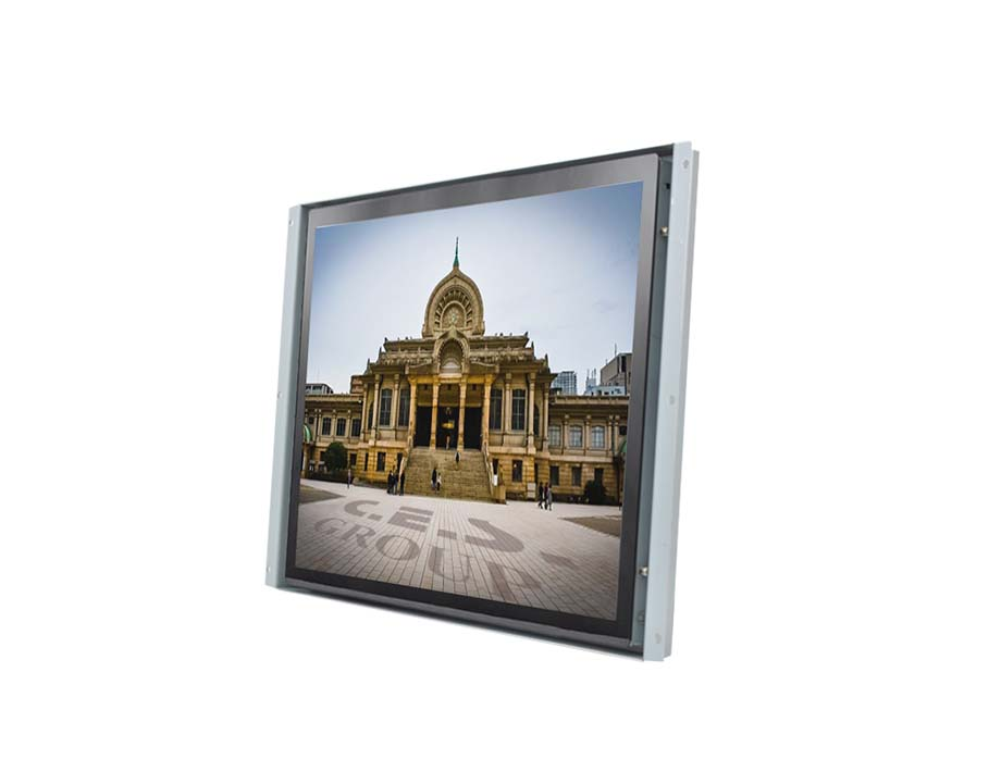15-inch Open Frame design Industrial LCD Monitor