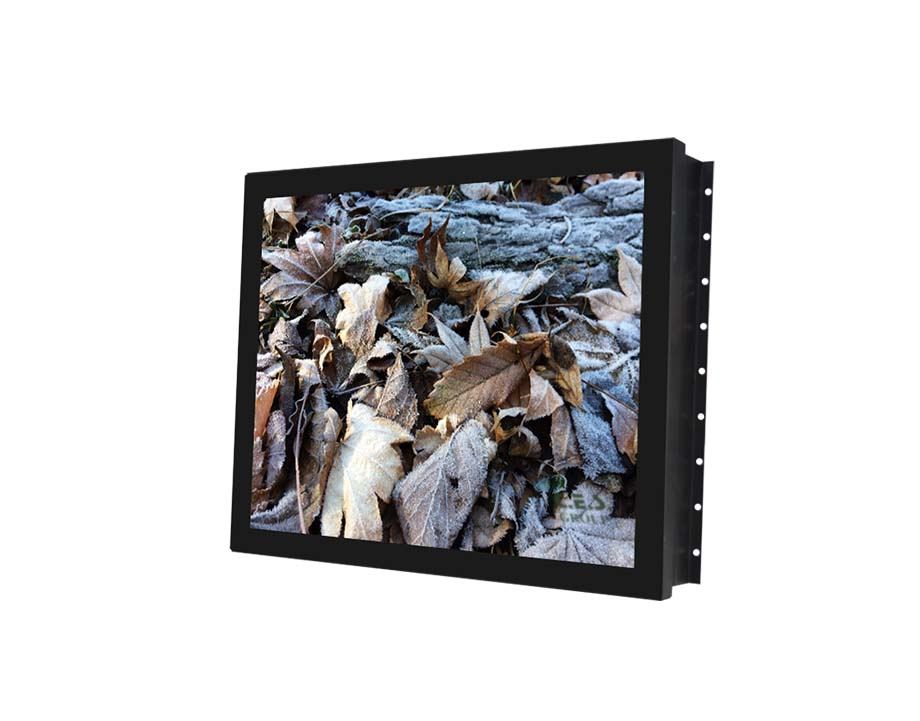 15.6-inch Open Frame design Industrial LCD Monitor