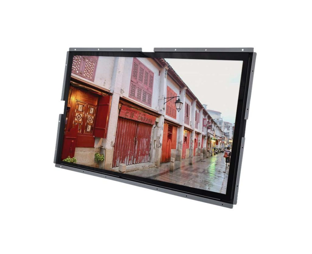 21.5-inch Open Frame design Industrial LCD Monitor