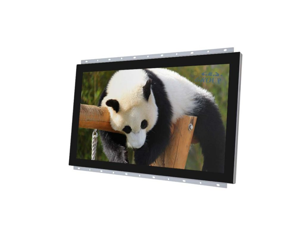 23.1-inch Open Frame design Industrial LCD Monitor