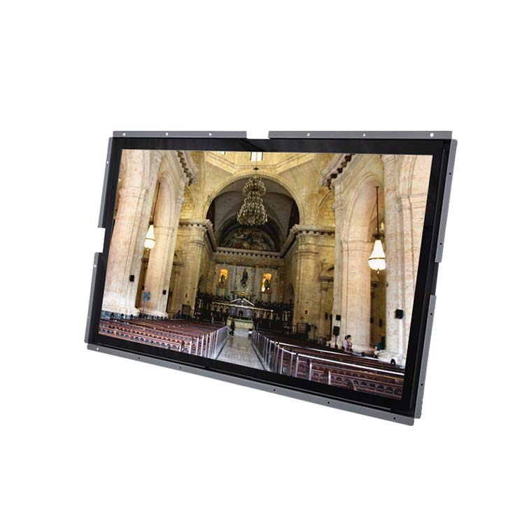 24-inch Open Frame design Industrial LCD Monitor