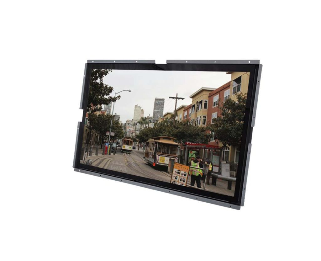 27-inch Open Frame design Industrial LCD Monitor