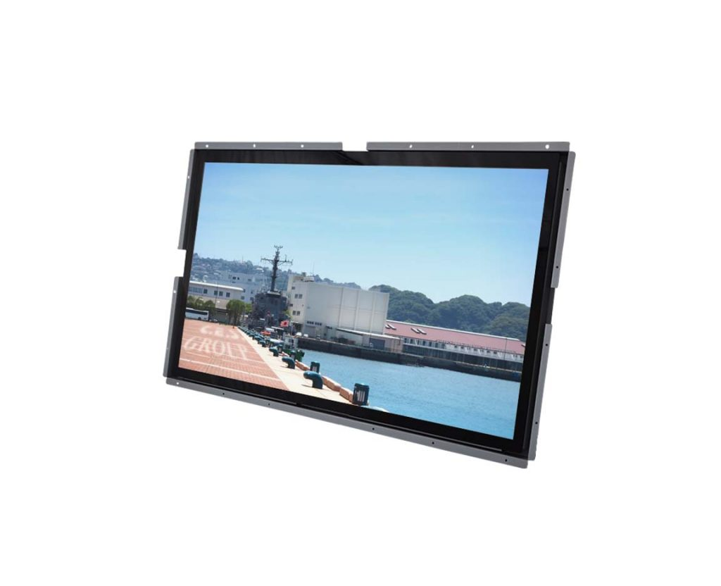 32-inch Open Frame design Industrial LCD Monitor