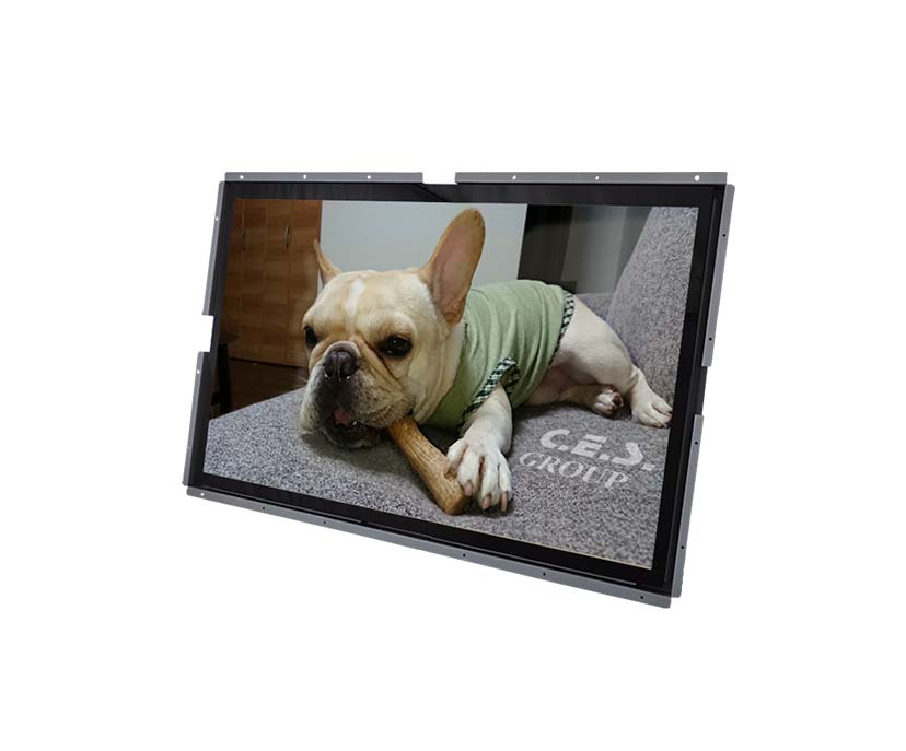 42-inch Open Frame design Industrial LCD Monitor