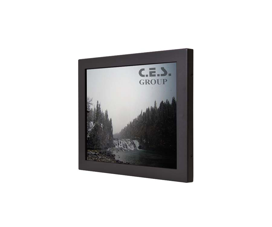 10.4-inch Chassis design Industrial LCD Monitor