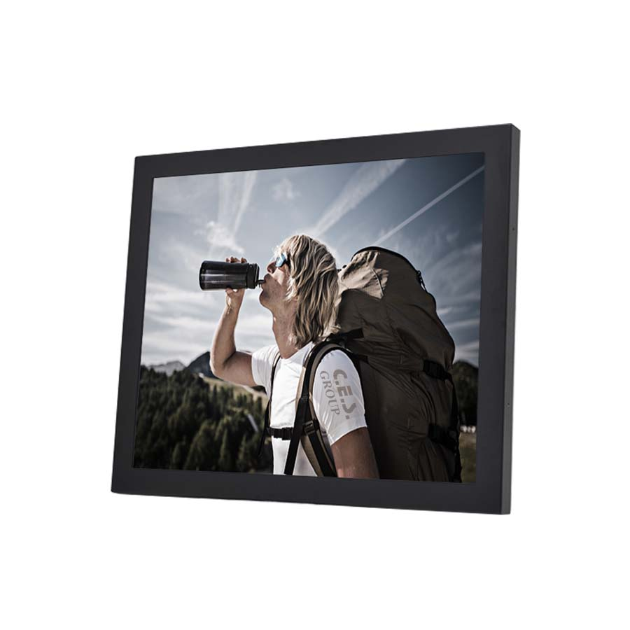15-inch Chassis design Industrial LCD Monitor