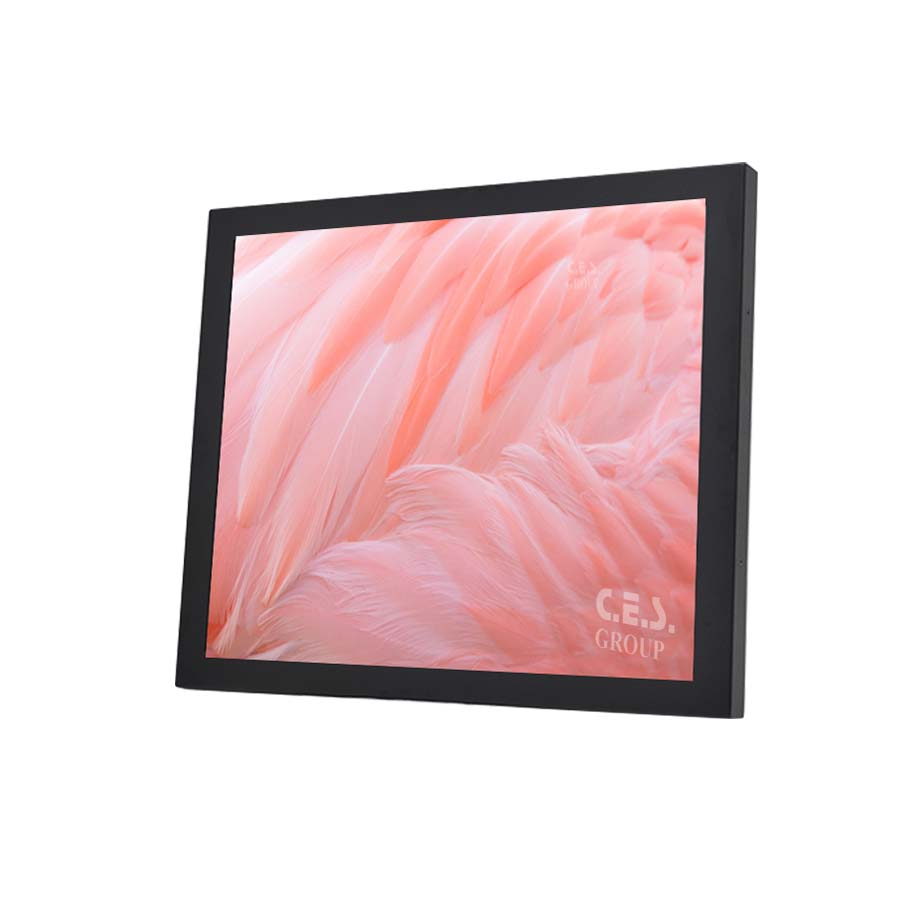 19-inch Chassis design Industrial LCD Monitor