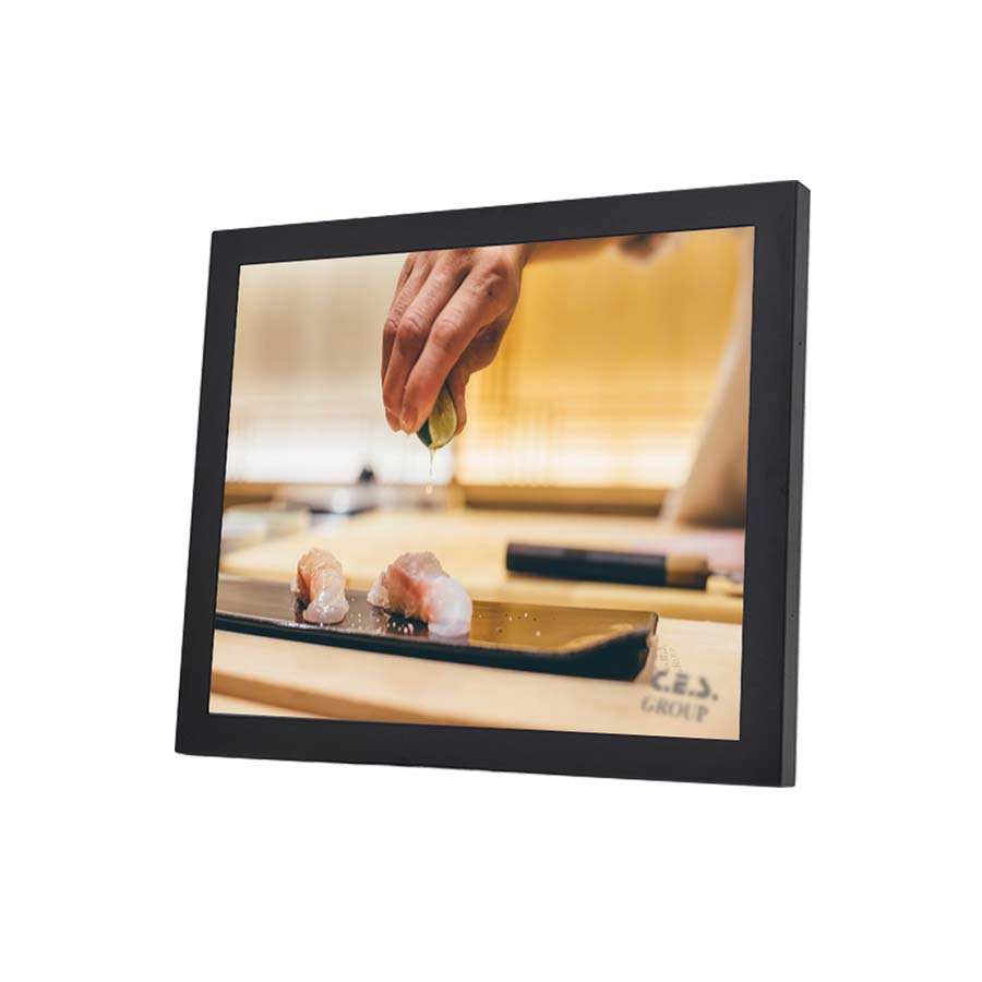 20.1-inch Chassis design Industrial LCD Monitor