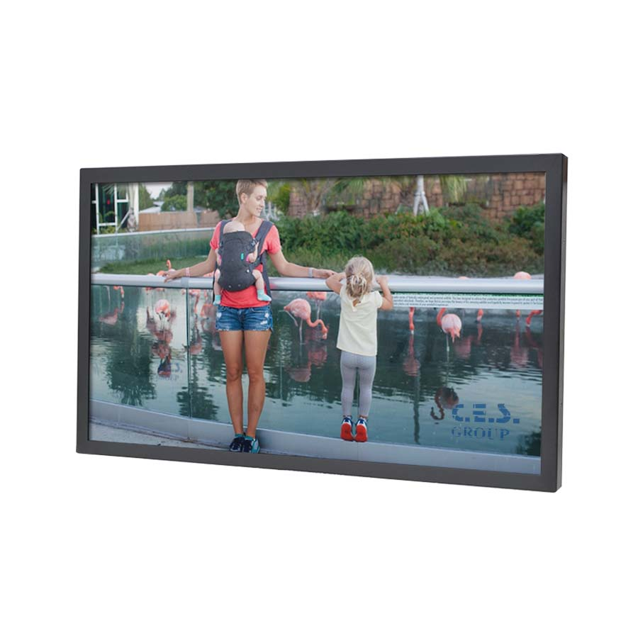 23.1-inch Chassis design Industrial LCD Monitor