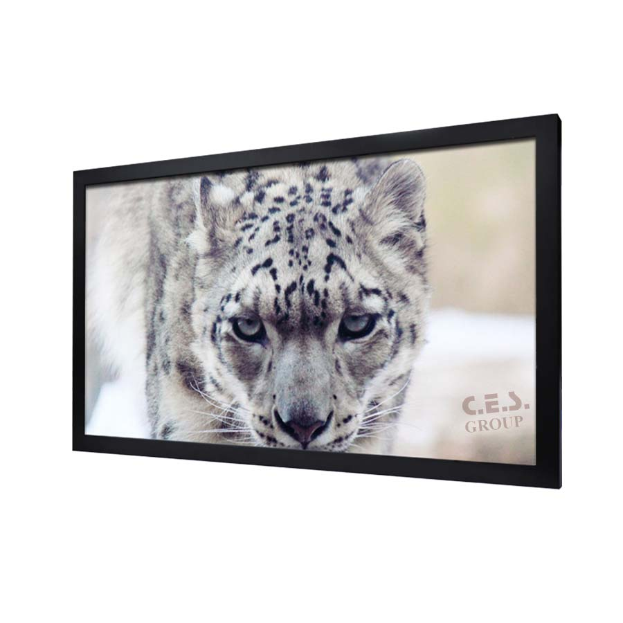 28-inch Chassis design Industrial LCD Monitor