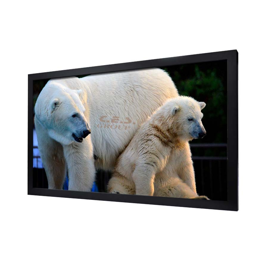 55-inch Chassis design Industrial LCD Monitor