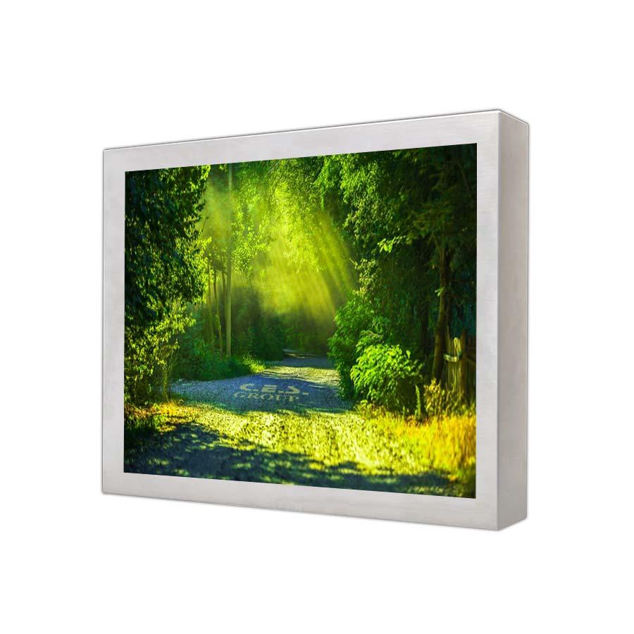 17英吋 工業級不鏽鋼液晶螢幕