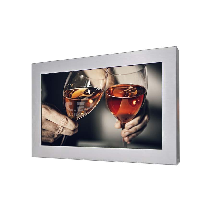 20.1英吋 工業級不鏽鋼液晶螢幕