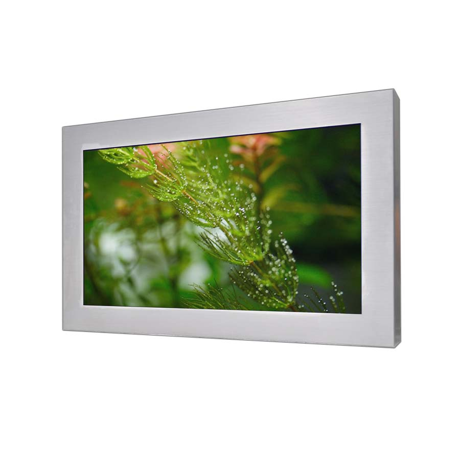 21.5-inch Stainless enclosuree design Industrial LCD Monitor