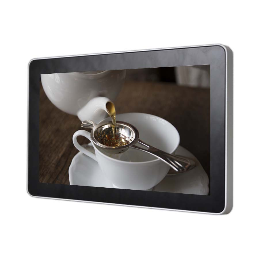 13.3-inch True flat design Industrial LCD Monitor