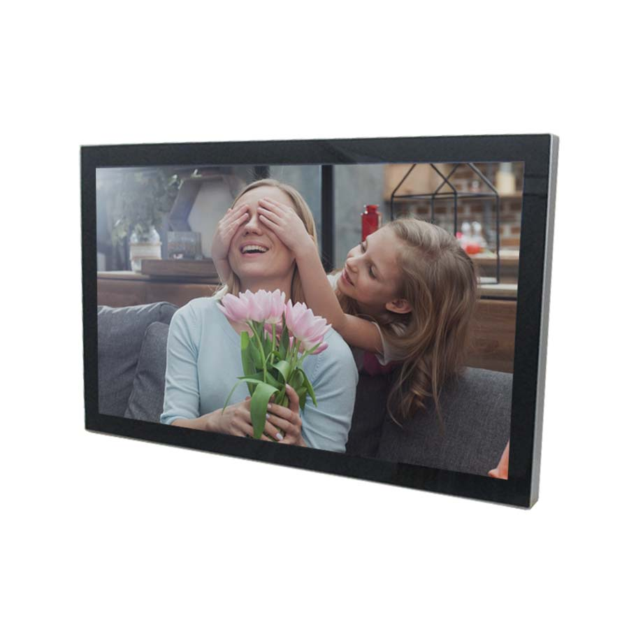43-inch True flat design Industrial LCD Monitor