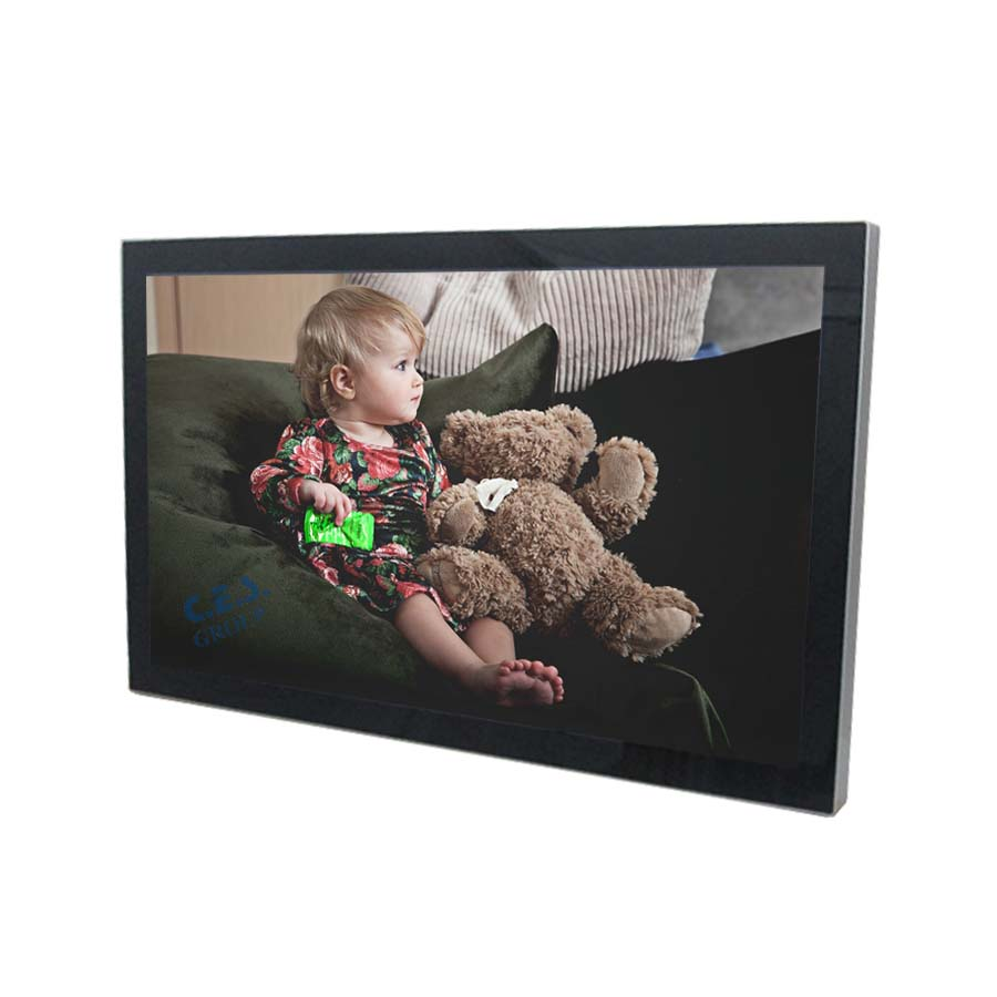 46-inch True flat design Industrial LCD Monitor