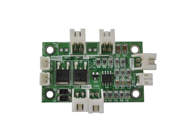 溫度控制板 Demand 3008 serial