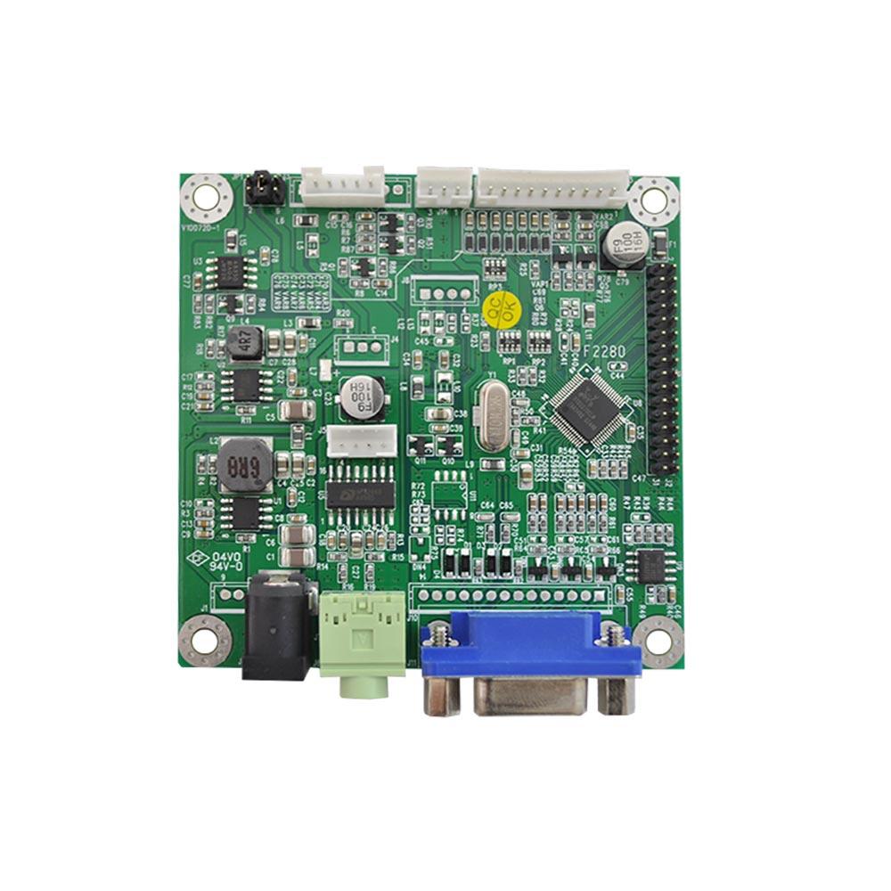 液晶螢幕控制板 Demand AV56-01 Series